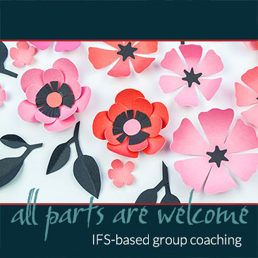 All Parts are Welcome Group Coaching